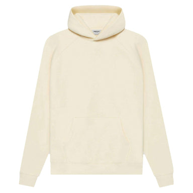 FEAR OF GOD ESSENTIALS Pull-Over Hoodie (SS21) Cream/Buttercream - Kick Game