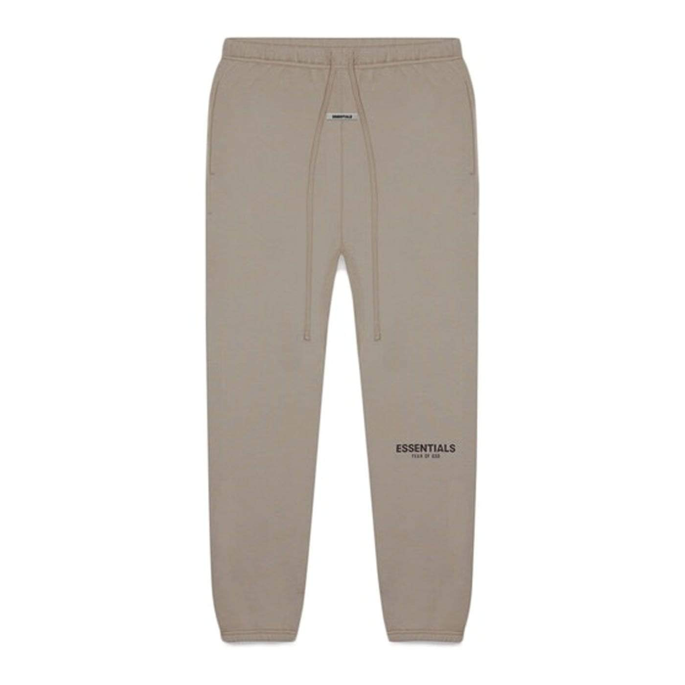FEAR OF GOD ESSENTIALS Sweatpants Taupe - Kick Game