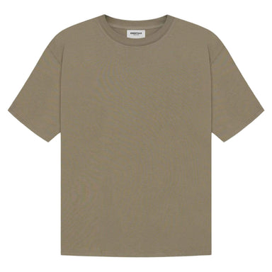 FEAR OF GOD ESSENTIALS T-shirt (SS21) Taupe - Kick Game