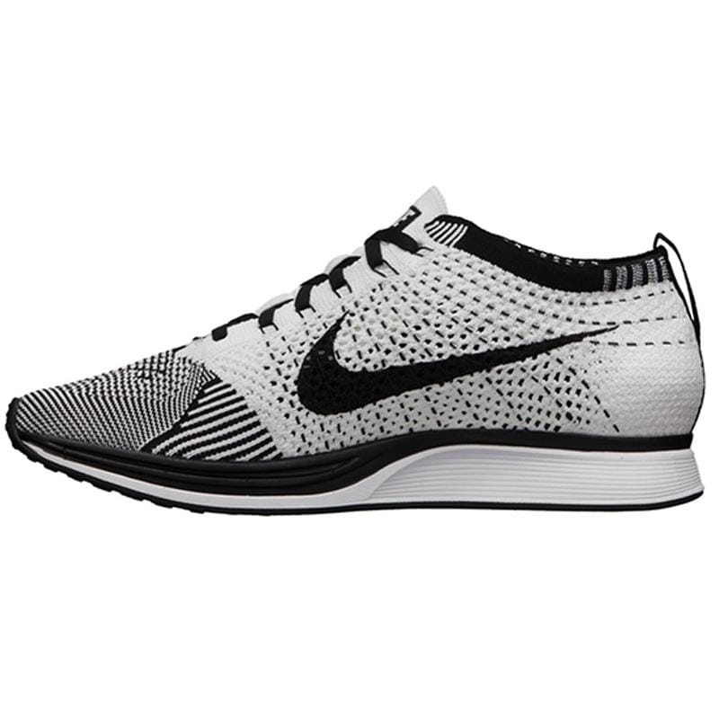 Nike Flyknit Racer - Black-White - Kick Game