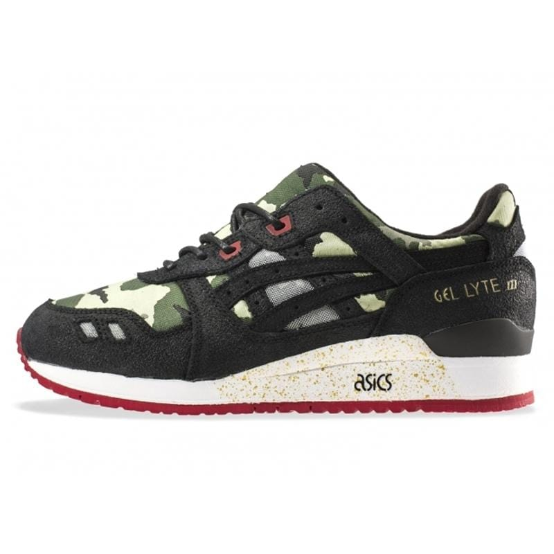 BAIT X Asics Gel Lyte III Basics Model-001 Vanquish - Kick Game