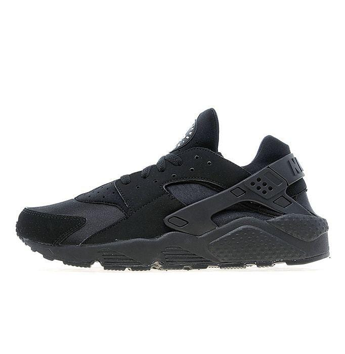 Nike Air Huarache LE Triple Black - Kick Game
