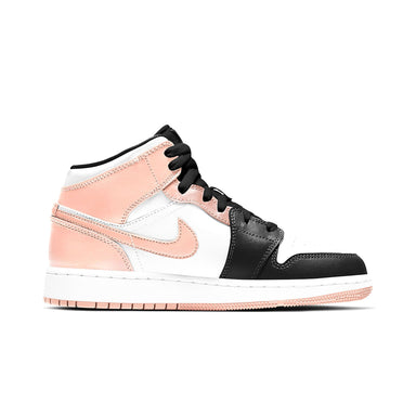 Air Jordan 1 Mid GS 'Crimson Tint' - Kick Game