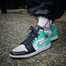 Air Jordan 1 Mid 'Tropical Twist' - Kick Game