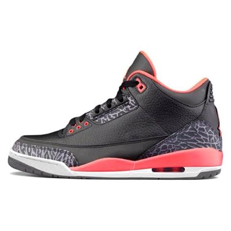 "Air Jordan 3 "" Crimson"" - Kick Game"