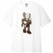 KAWS x Uniqlo Clean Slate Tee White - Kick Game