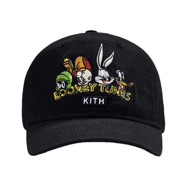 Kith x Looney Tunes x New Era 9Twenty Character Twill Cap Black - Kick Game