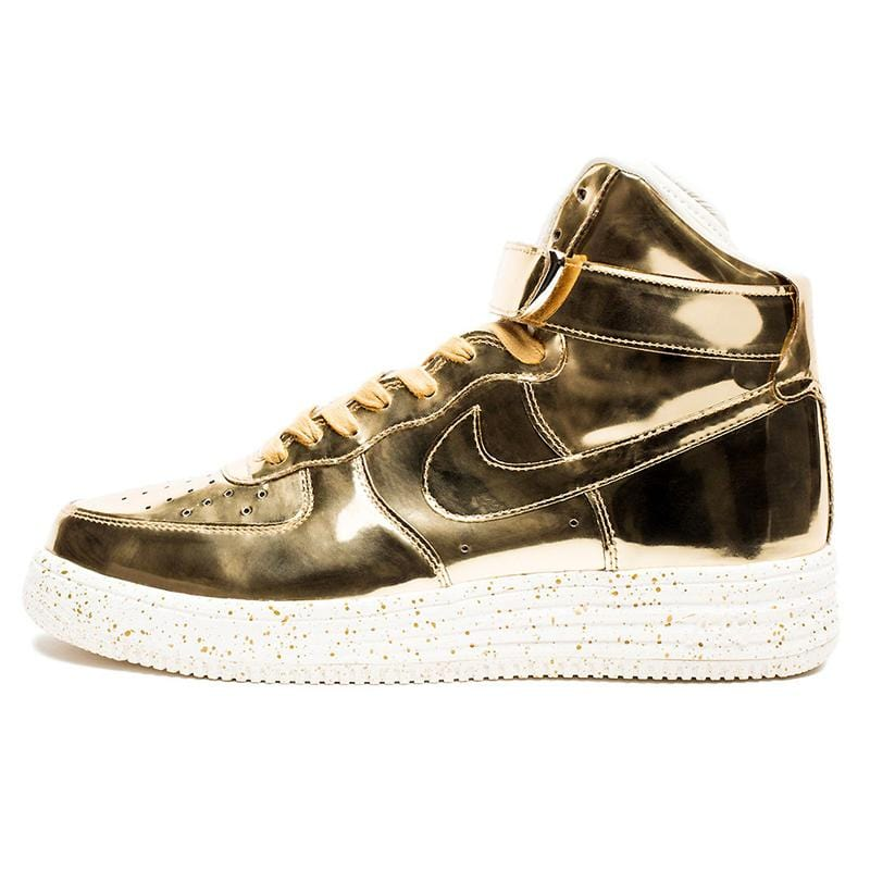 Nike Lunar Force 1 High SP Liquid Gold - Kick Game