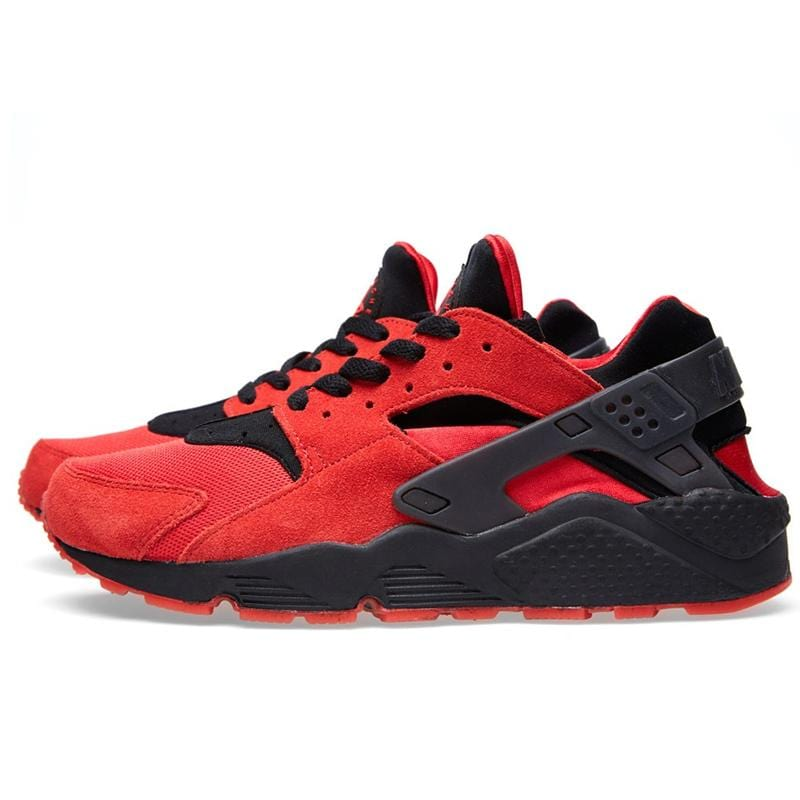 Nike Air Huarache QS 'Love-Hate' University Red & Black - Kick Game