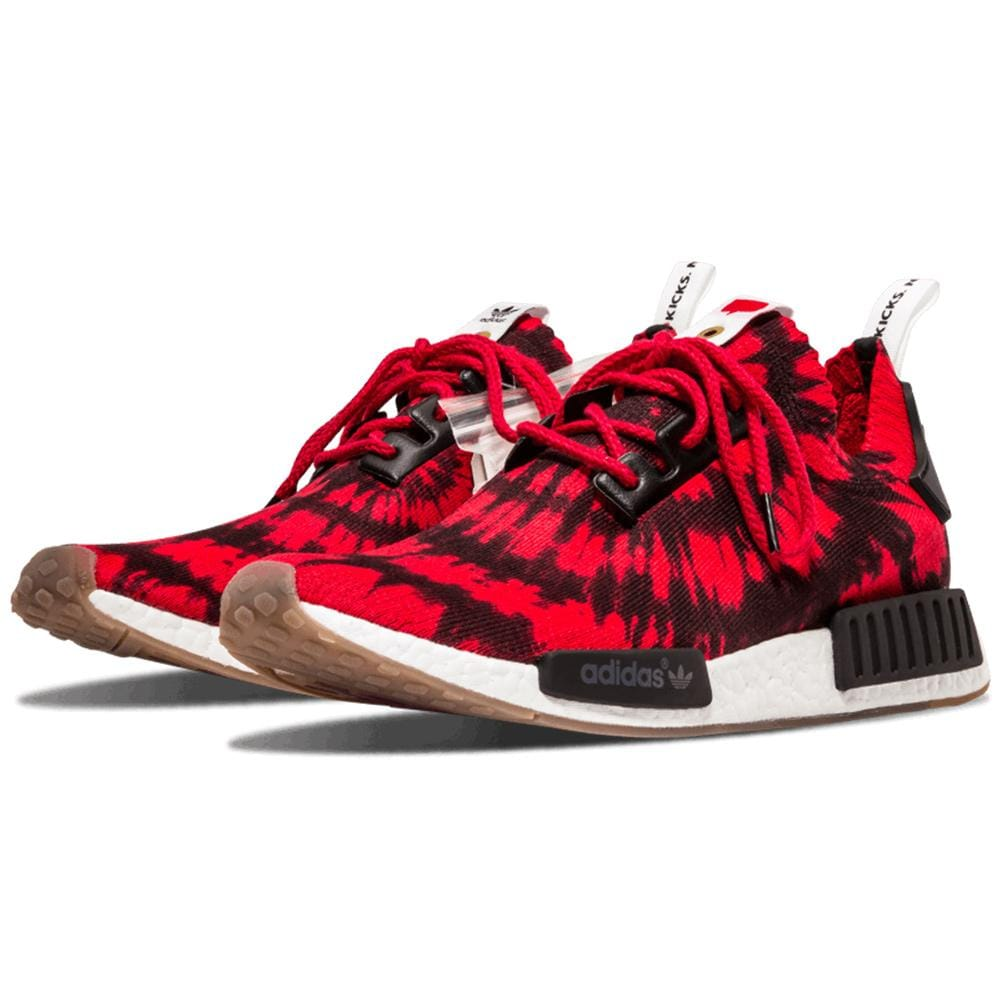 "Nice Kicks x adidas NMD Runner Primeknit ""Red-Black"" - Kick Game"