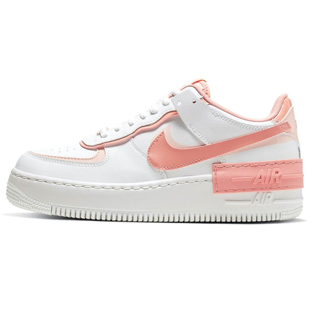 Nike Air Force 1 Shadow 'White Pink' (W