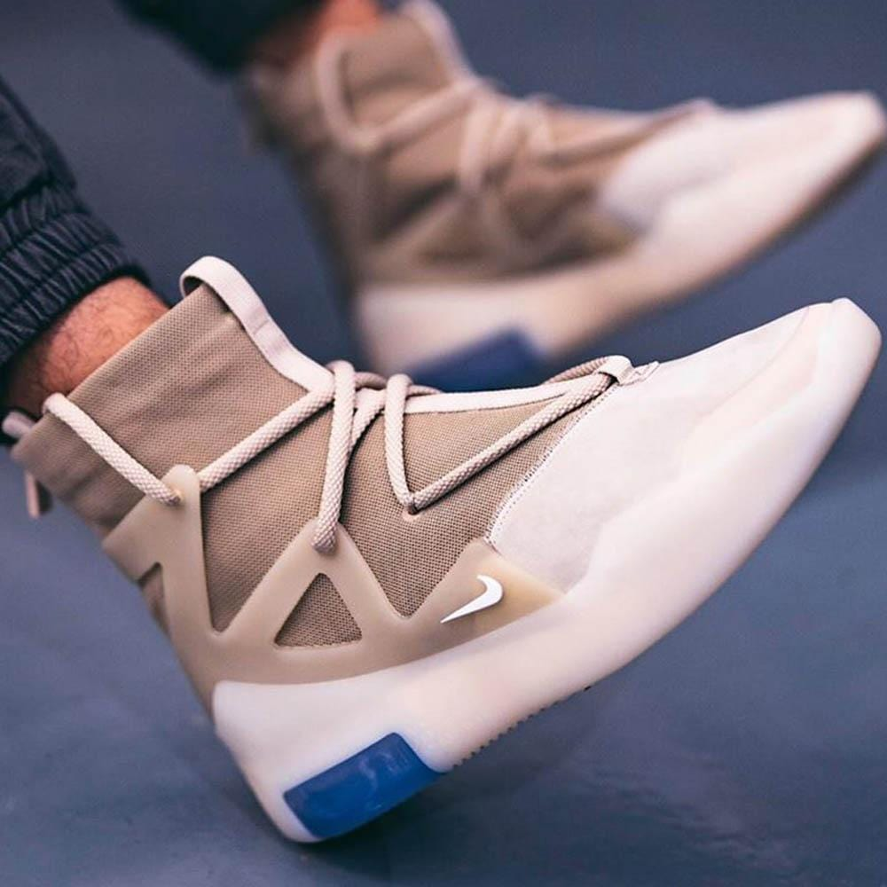 Nike Air Fear Of God 1 'Oatmeal' - Kick Game