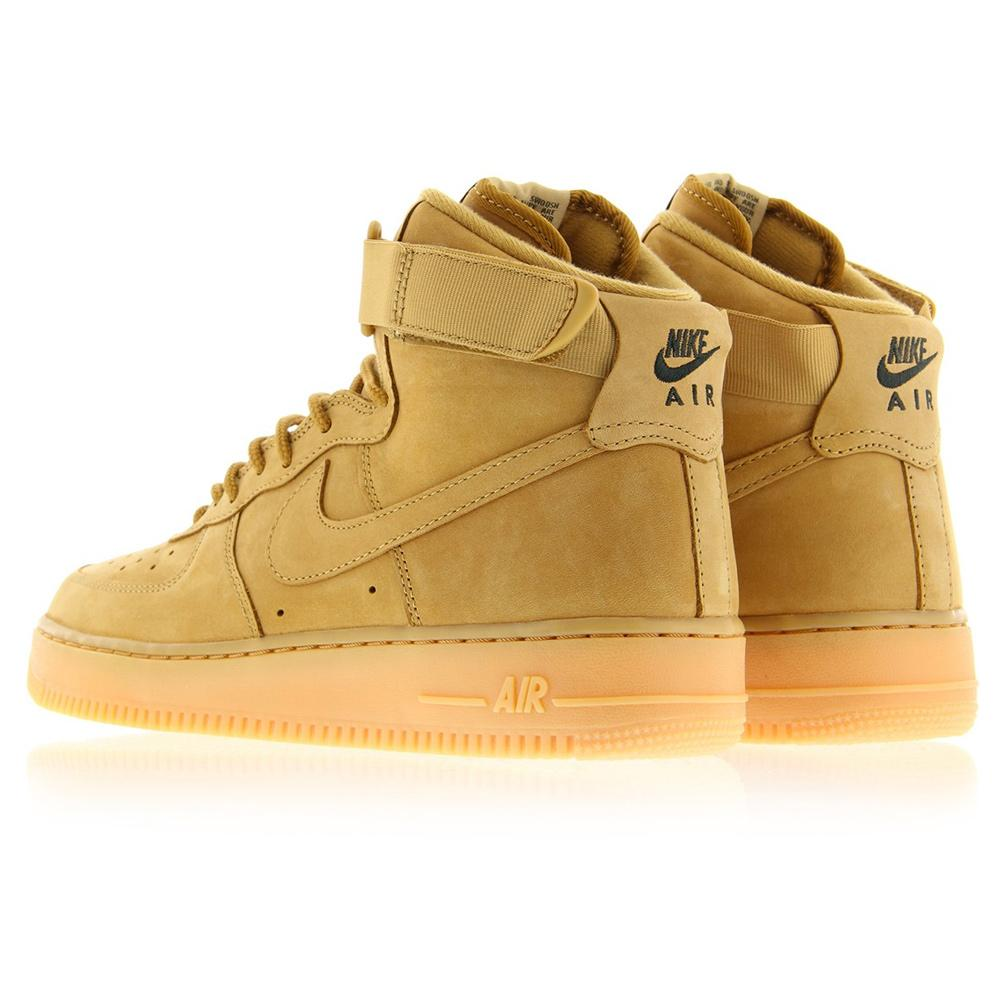 Nike Air Force 1 High 07 LV8 Flax - Kick Game