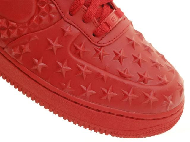 Nike Air Force 1 Low LV8 VT Star Independence Day Gym Red