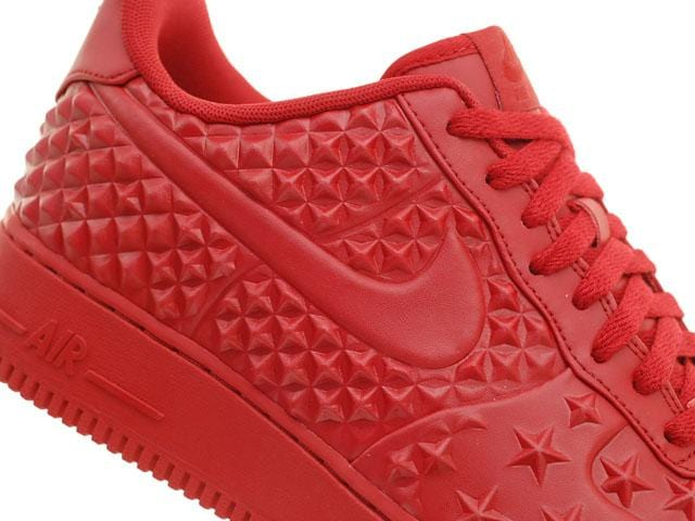 Nike Air Force 1 Low LV8 VT Star Independence Day Gym Red - Kick Game