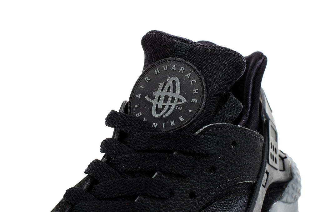 Nike Air Huarache Black Dark Grey - Kick Game
