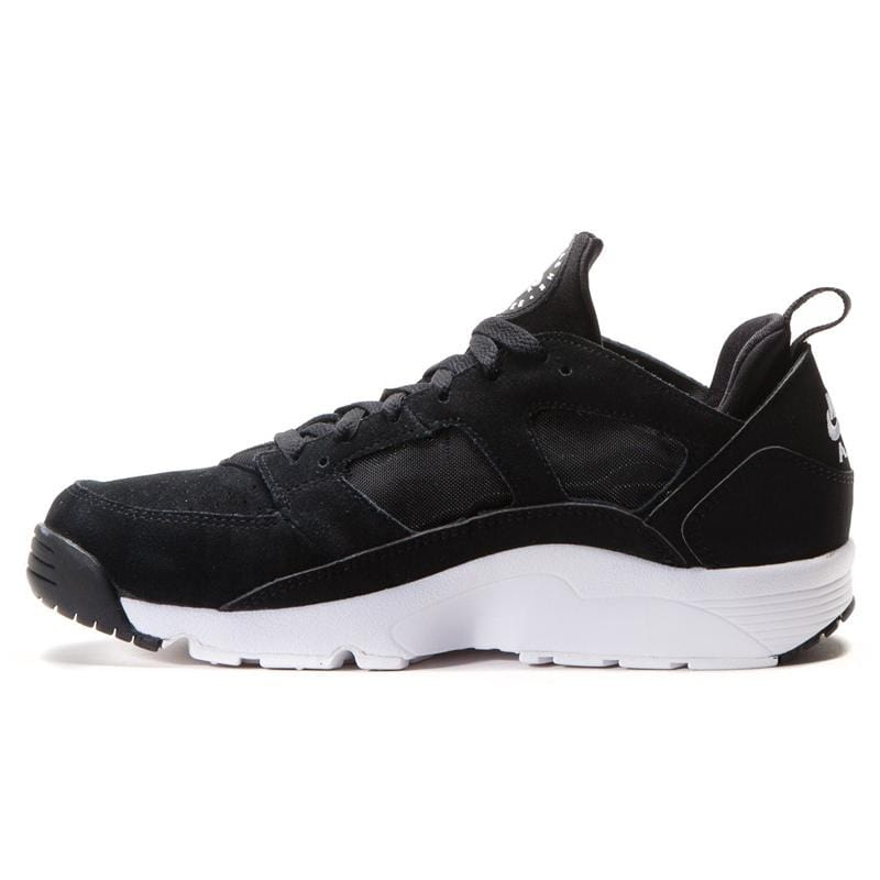 NIKE AIR TRAINER HUARACHE LOW (BLACK - WHITE)