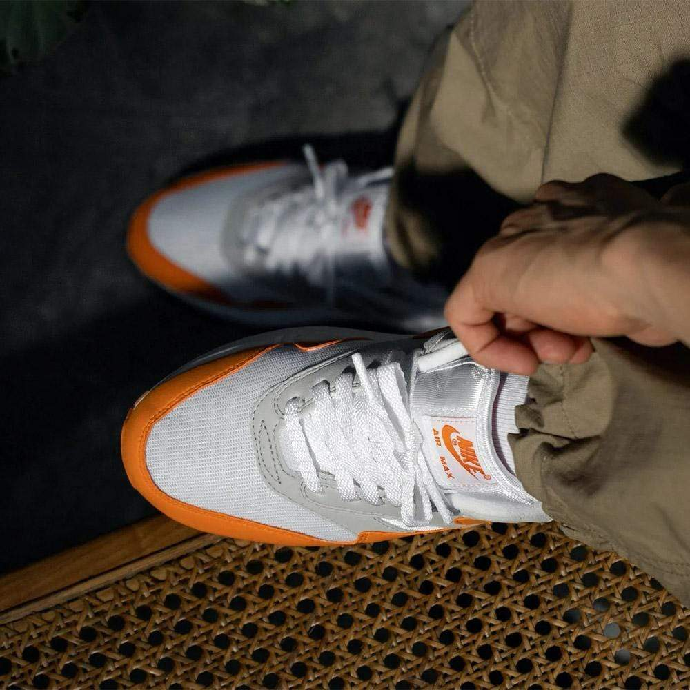 Nike Air Max 1 Anniversary 'Magma Orange' - Kick Game