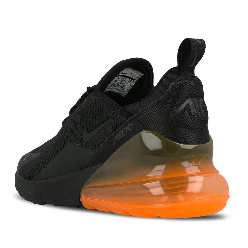 new styles 71c32 78c36 Nike Air Max 270 QS Black-Tonal Orange