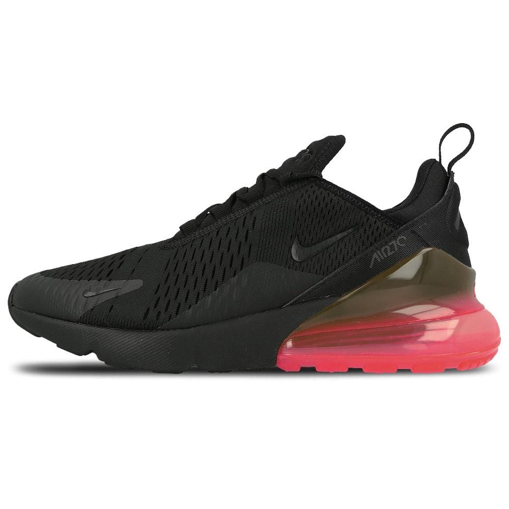 Nike Air Max 270 QS Black-Hot Punch - Kick Game