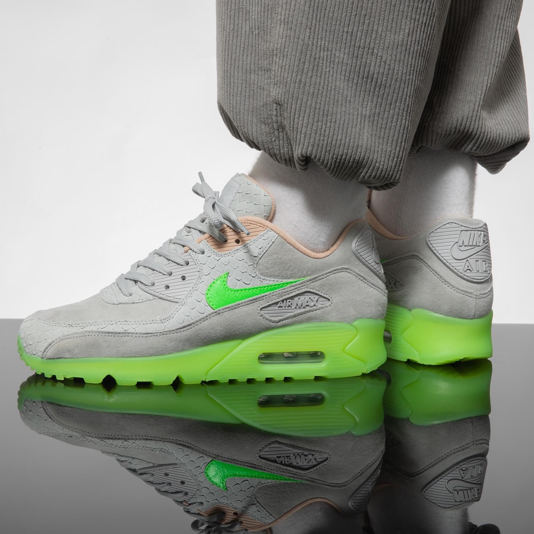 Nike Air Max 90 Premium 'New Species' - Kick Game
