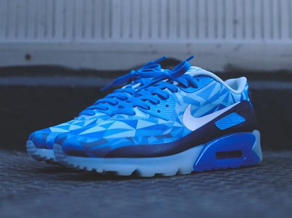 Nike Air Max 90 Ice Barely Blue - Kick Game