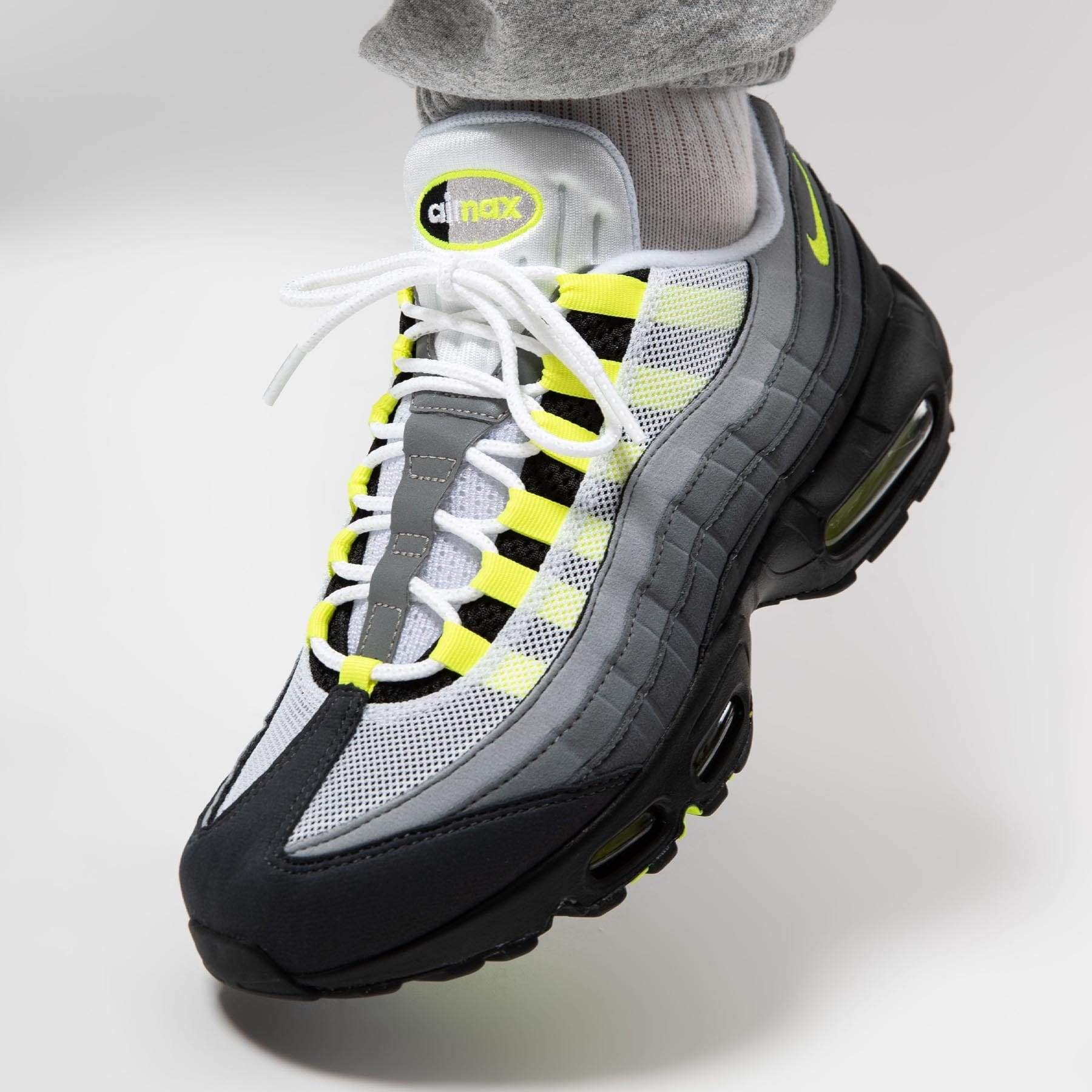 Nike Air Max 95 OG 'Neon' 2020 - Kick Game