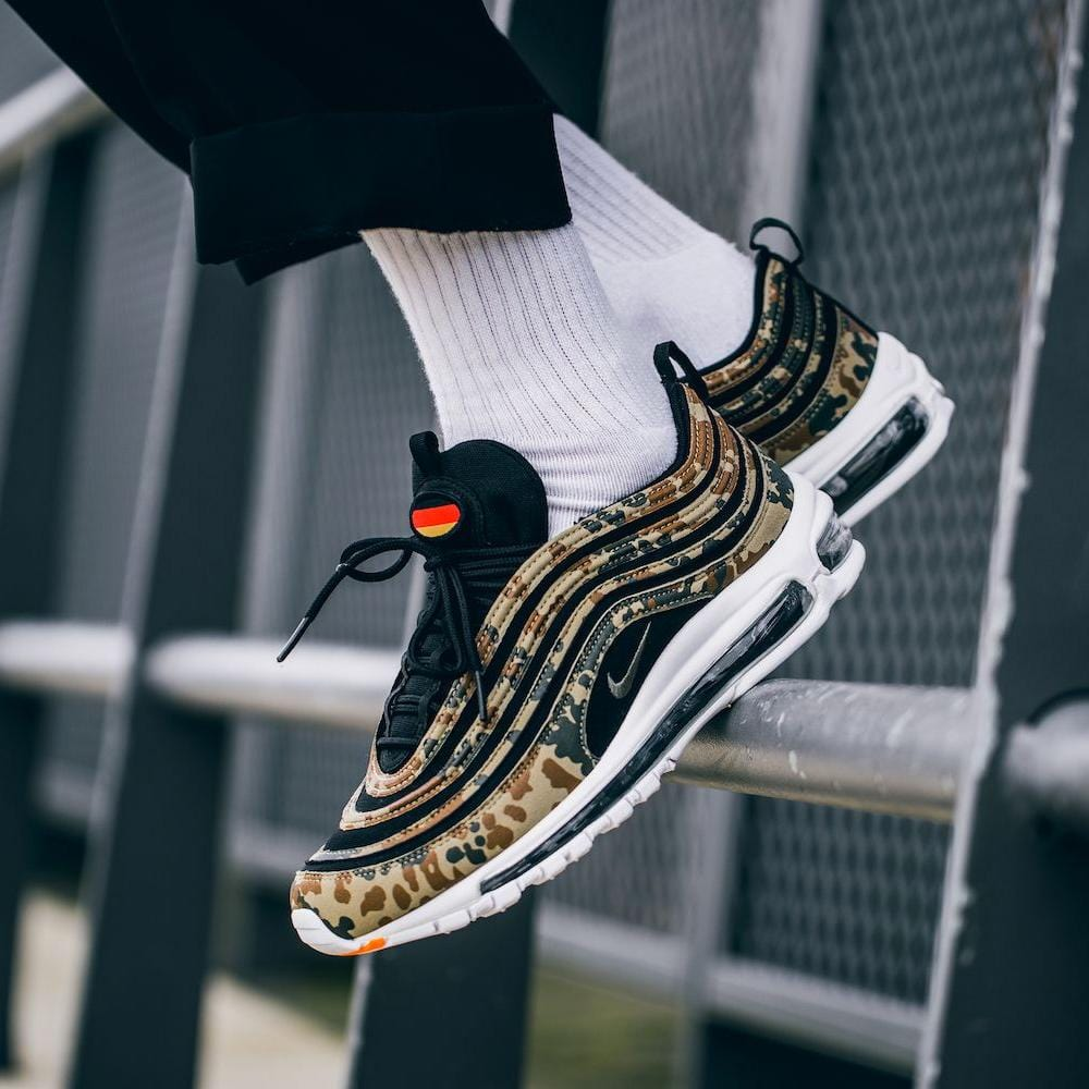 Nike Air Max 97 Germany Country Camo Pack - Kick Game