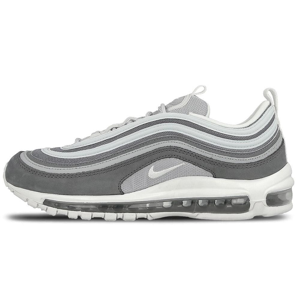 new styles ad2c6 ace82 Nike Air Max 97 Premium Wolf Grey-Dark Grey
