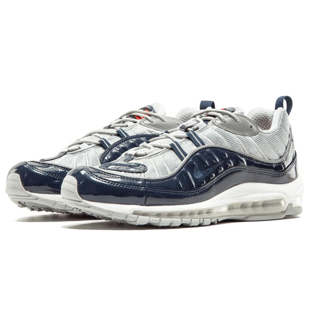 purchase cheap 065bd 51ed3 Nike x Supreme Air Max 98 'Blue'