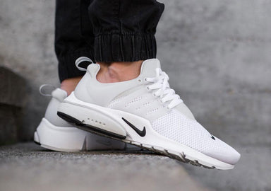 ACRONYM x Nike Air Presto Mid Grey Black - Kick Game
