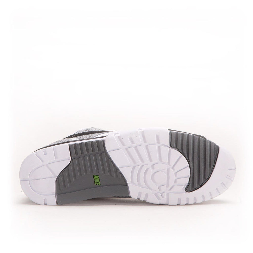 NIKE AIR TRAINER 1 LOW ST (WHITE - BLACK) - Kick Game