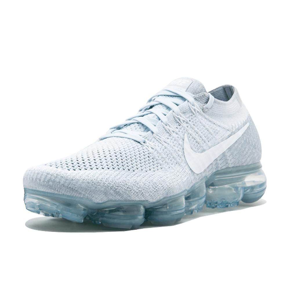 Nike Air Vapormax Flyknit Pure Platinum-White - Kick Game