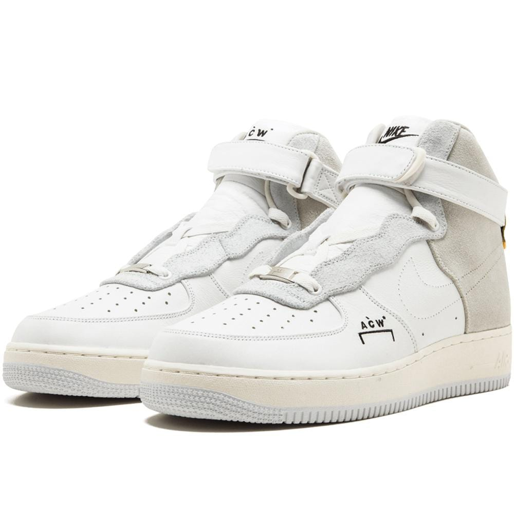 sale retailer 33260 69f99 A-COLD-WALL X Nike Air Force 1 High