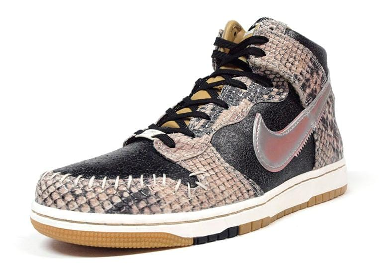 Nike Dunk High PRM CMFT QS - Kick Game