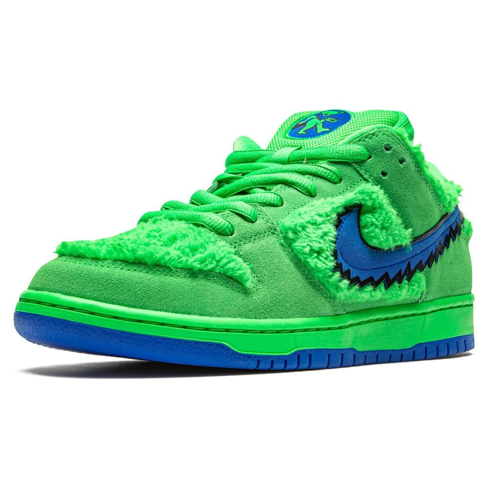 Grateful Dead x Nike Dunk Low SB 'Green Bear' - Kick Game