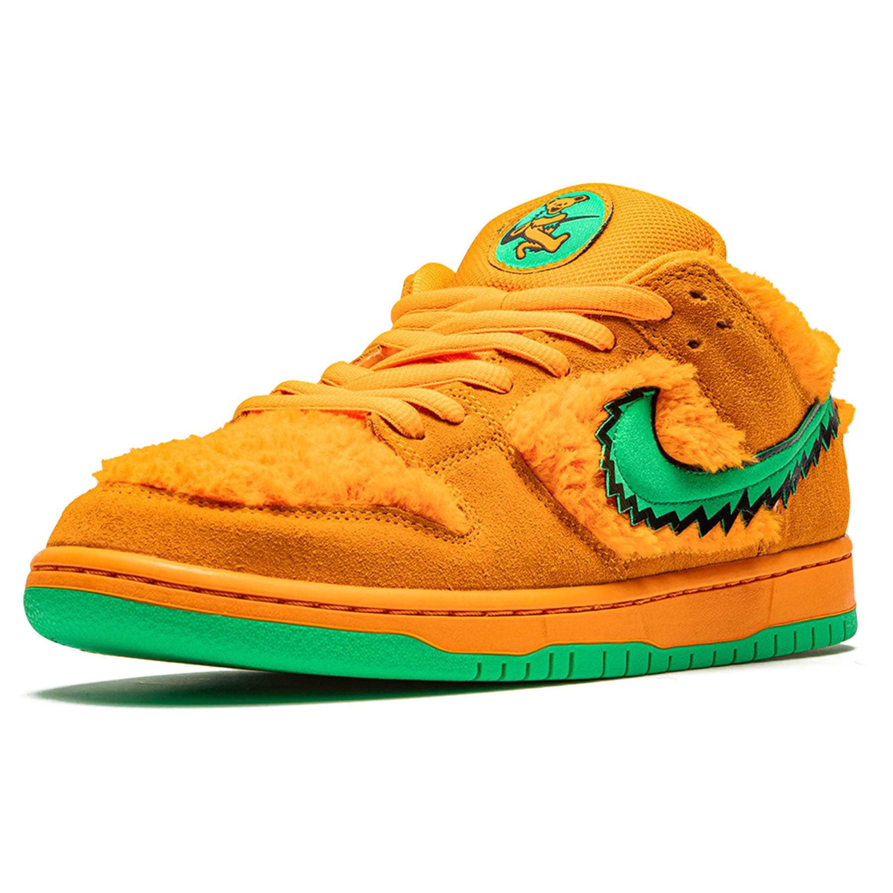 Grateful Dead x Nike Dunk Low SB 'Orange Bear' - Kick Game