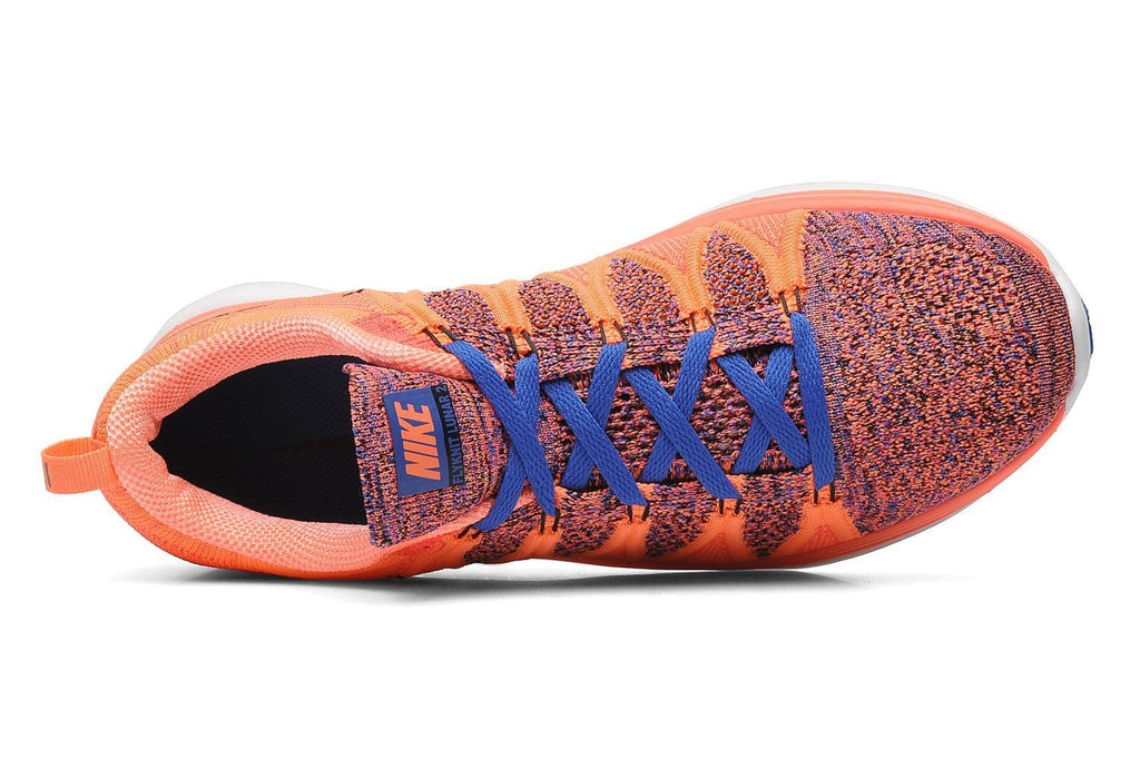 NIKE Flyknit Lunar2 Bright Mango - Kick Game
