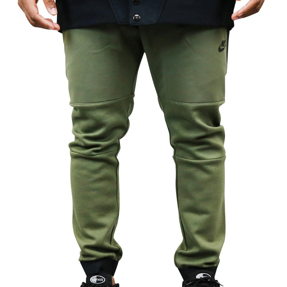 NIKE TECH FLEECE PANTS 2 (KHAKI)