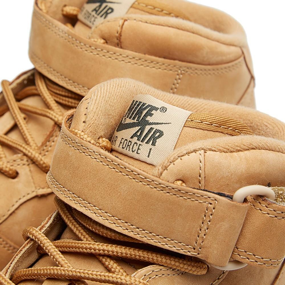 'wheat' Mid Nike 1 Force Premium '07 Air Qs D2YE9HeIWb