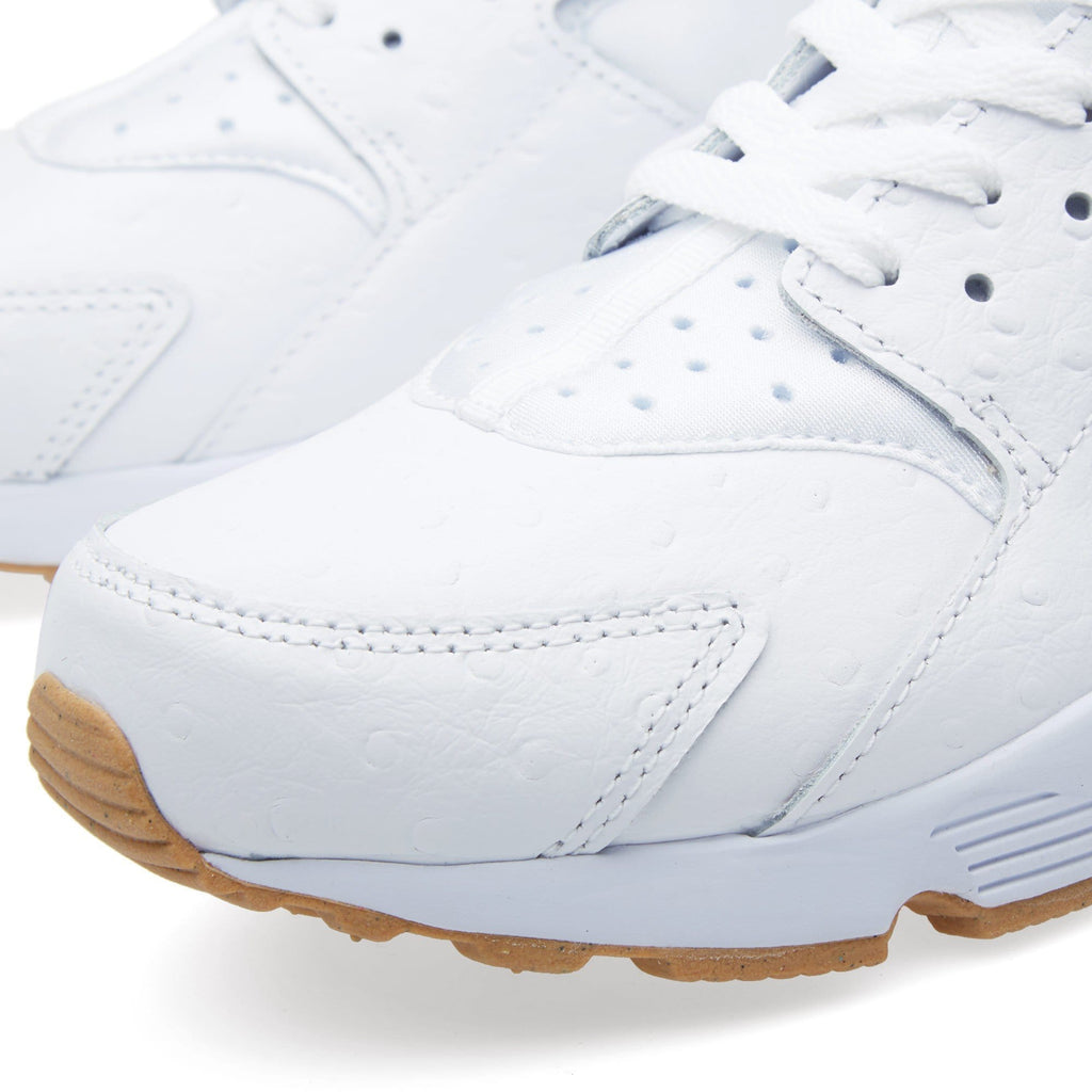 NIKE AIR HUARACHE RUN White & Gum