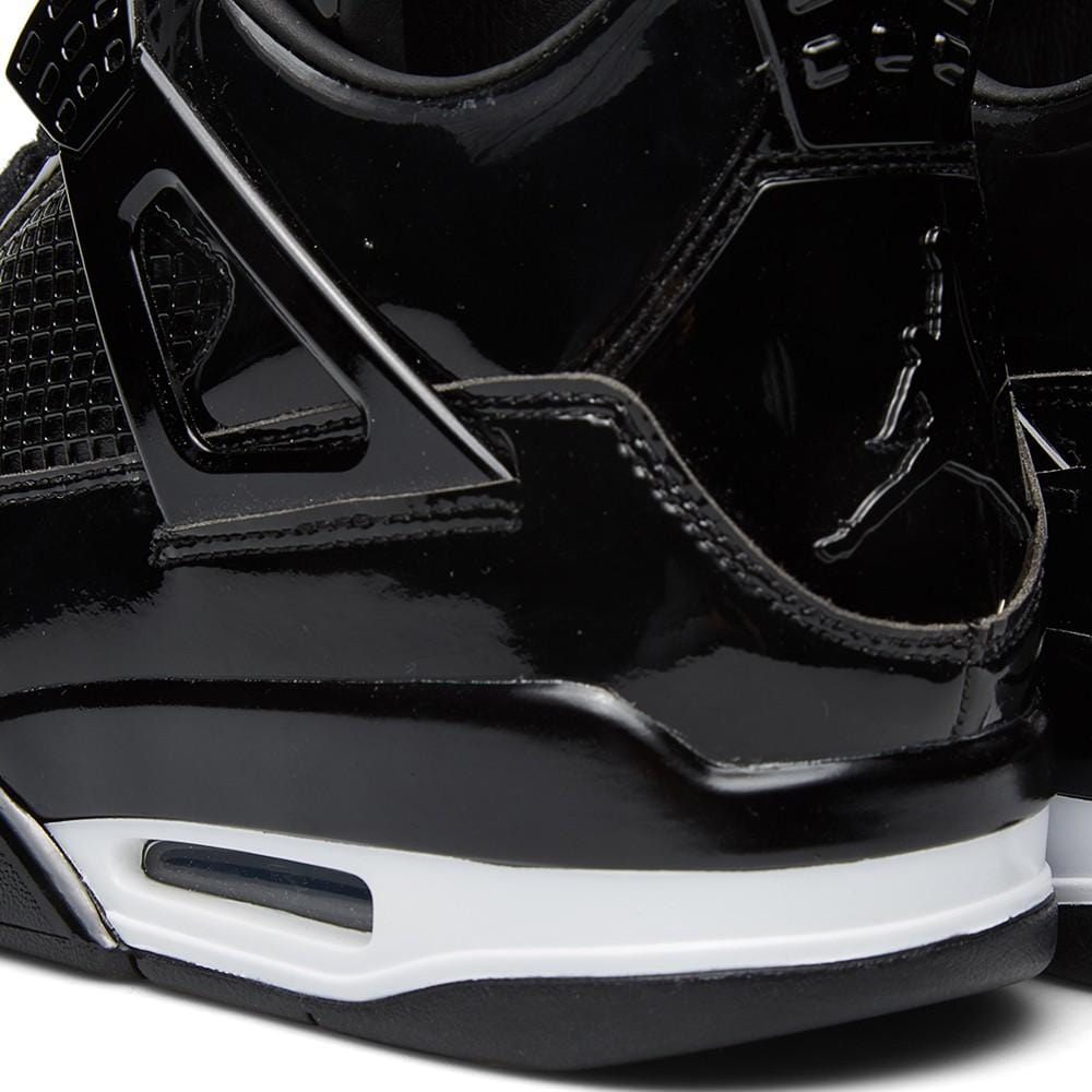 Air Jordan 11 LAB4 Black & White - Kick Game