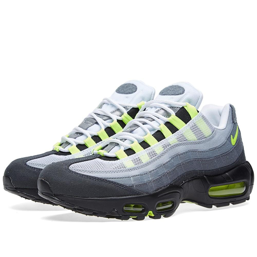 NIKE AIR MAX 95 V SP 'PATCH' - Kick Game