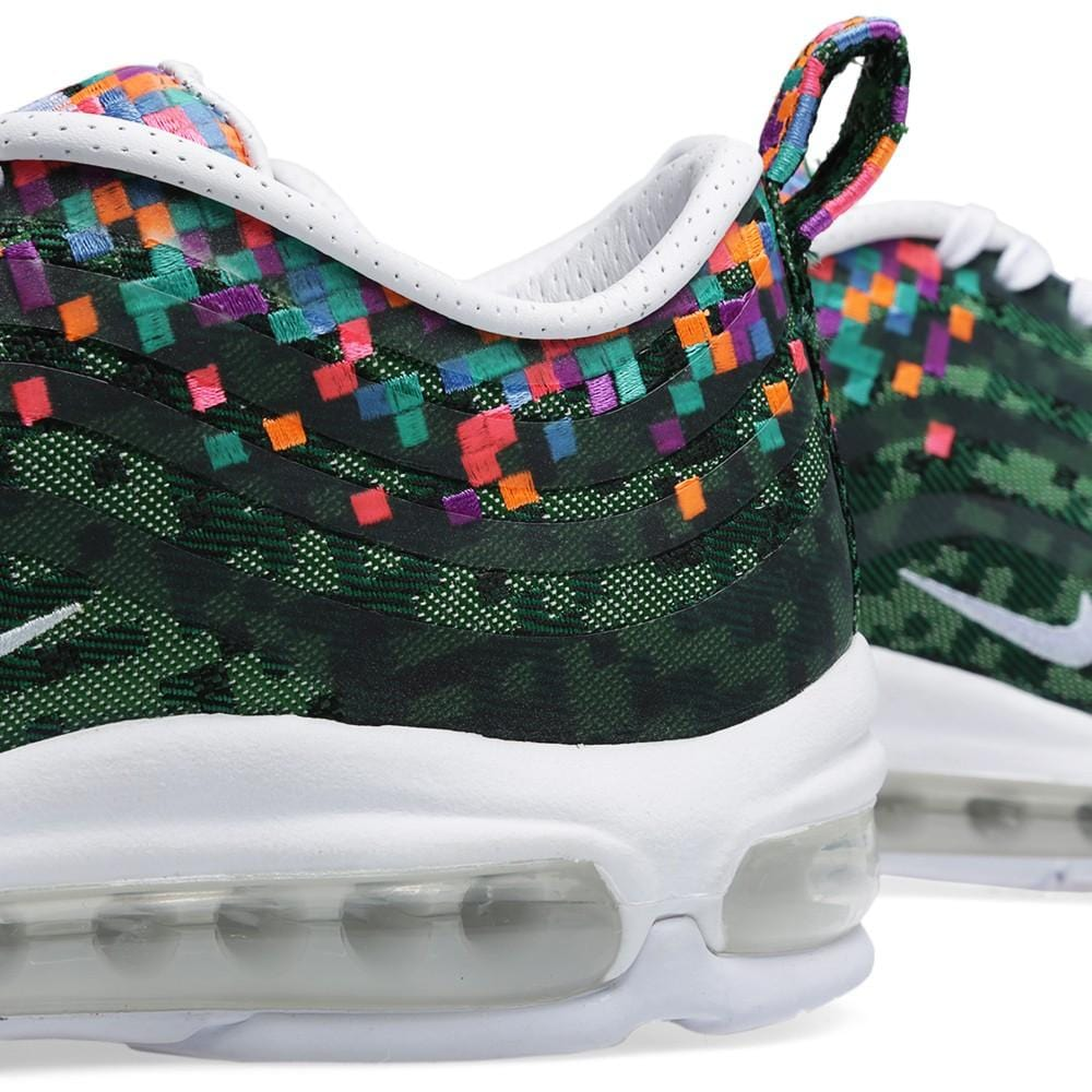 NIKE AIR MAX '97 JD SP 'RIO' Pine Green - Kick Game