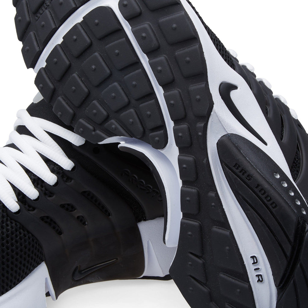 NIKE AIR PRESTO BR QS Black & White - Kick Game