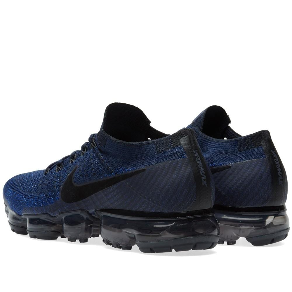 Nike Air VaporMax Flyknit Collegiate Navy - Kick Game
