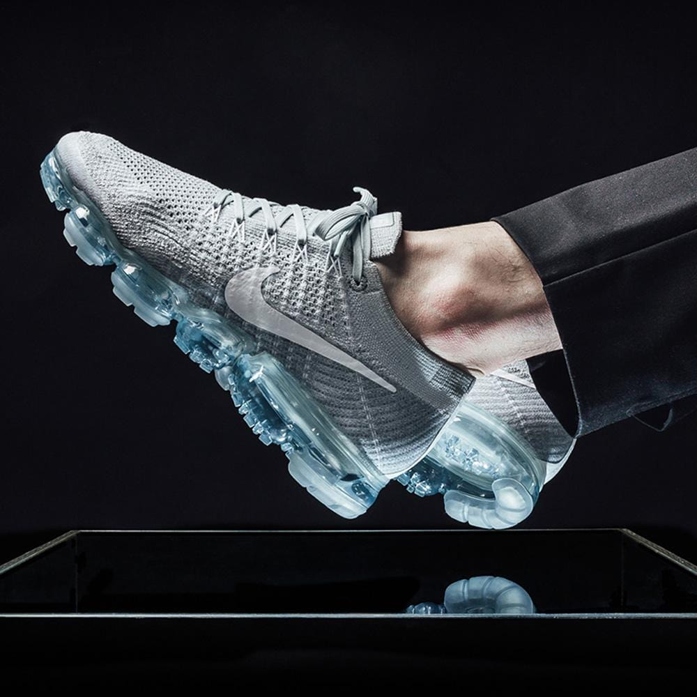 Nike Air Vapormax Flyknit Asphalt - Kick Game
