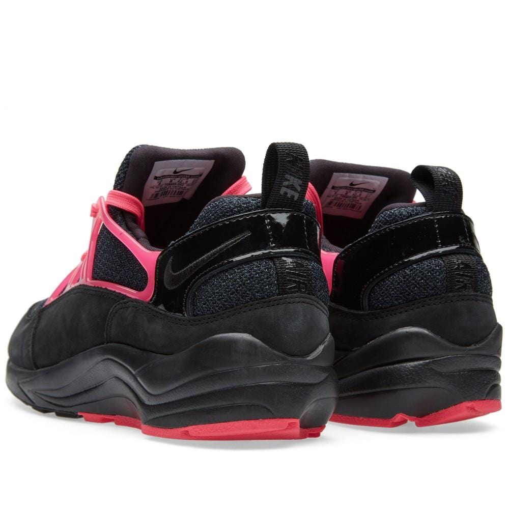 NIKE AIR HUARACHE LIGHT FC Black & Pink Flash - Kick Game
