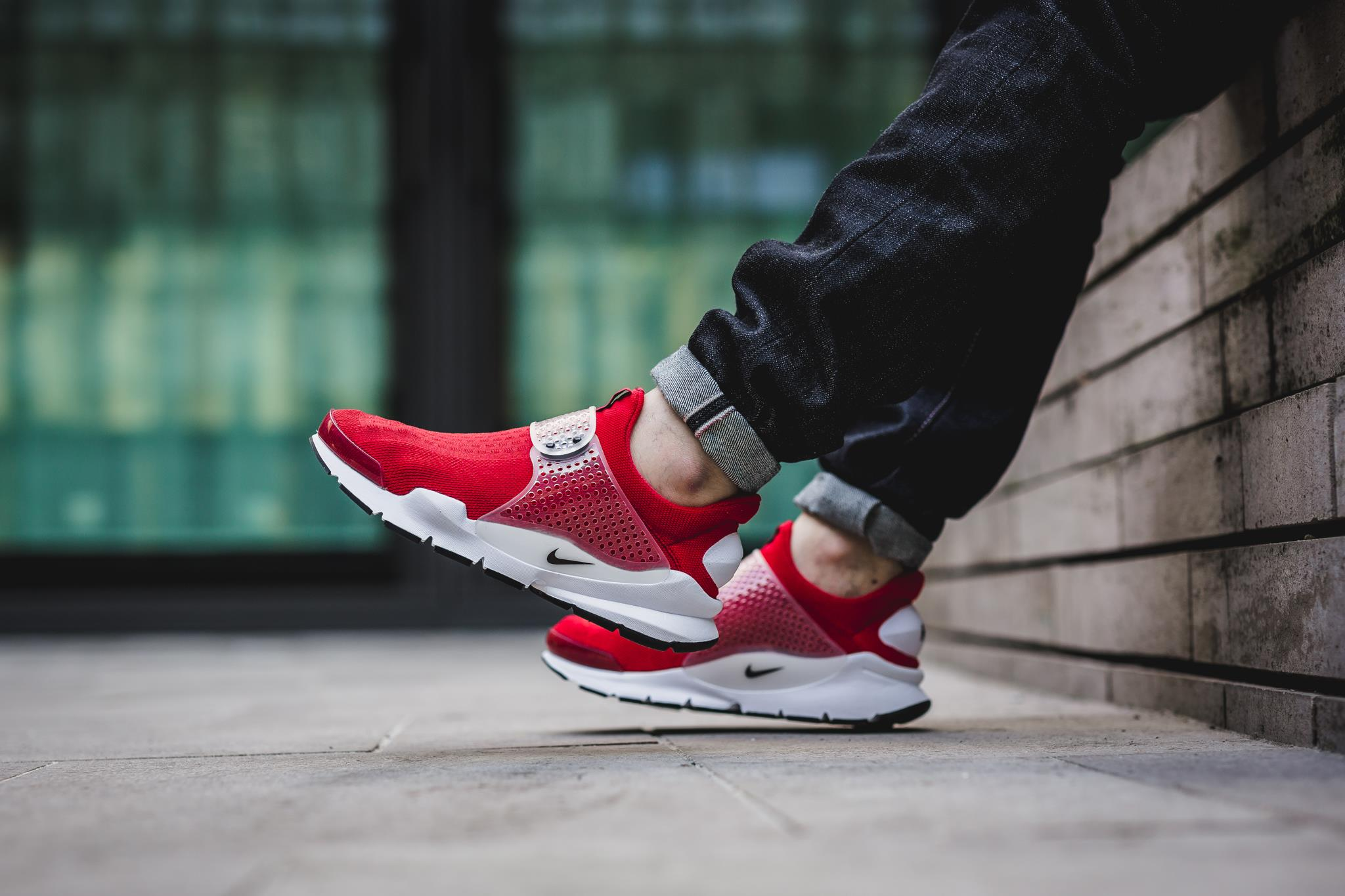 Nike Sock Dart Gym Red - Kick Game