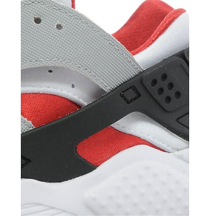 Nike Air Huarache Children 'Wolf Grey-Bright Crimson-Black'